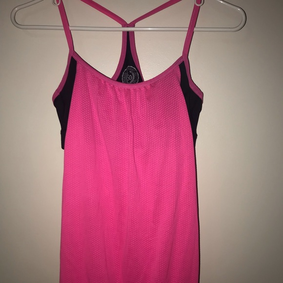 SO Tops - Active cut-out tank top